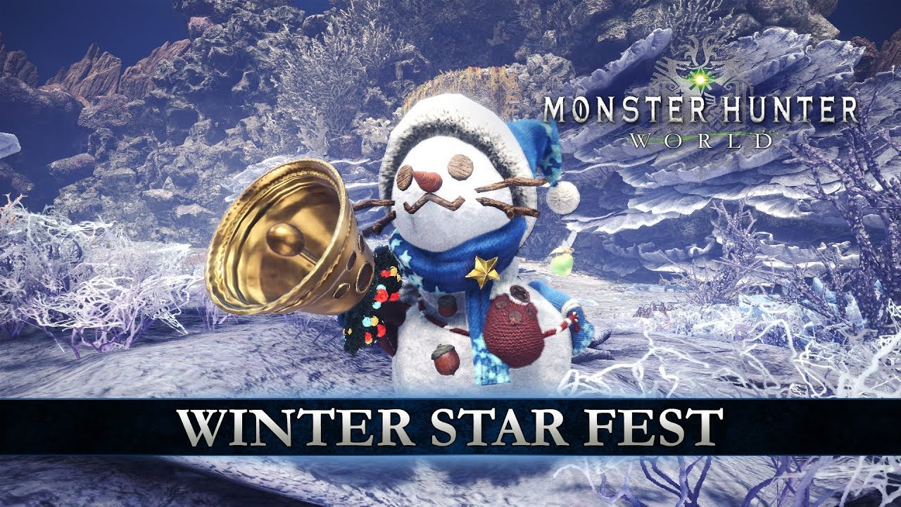 monster hunter winter star ticket