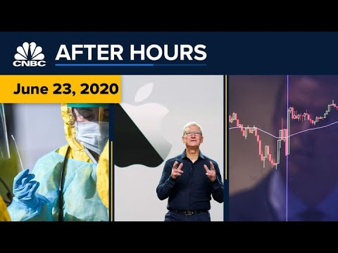 Apple stock hits all-time high: CNBC After Hours
