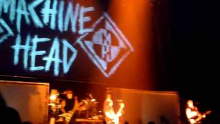 Machine Head Live @ Forest National - This Is The End