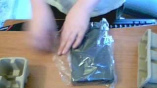 Unboxing Western Digital WDE1U6400N 640GB USB 2.0 Element External Hard Drive