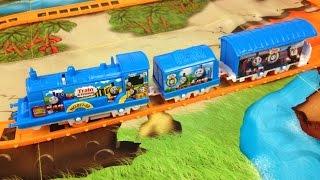 Томас и его друзья игрушки. Игрушки про паровозики.