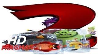Angry Birds 2 Orjinal Fragman / Animasyon