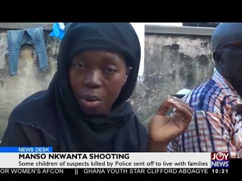 Manso Nkwanta Shooting - News Desk on JoyNews (25-7-18)