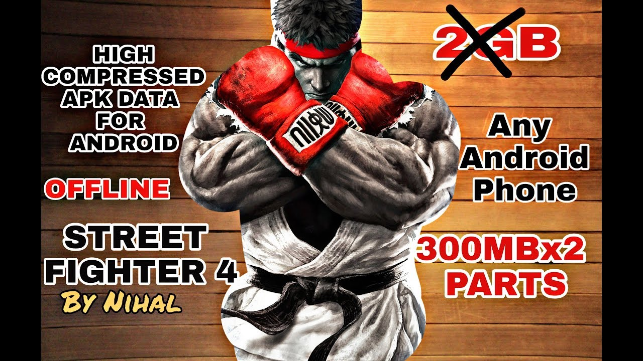 street fighter android apk obb