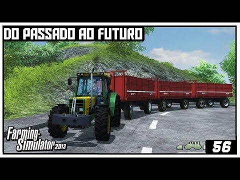 VOU COMEÇAR A USAR MODS NA SÉRIE! | FARMING SIMULATOR 2013 #56