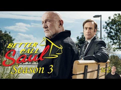 Better Call Saul Renewed for Season 3 on AMC!