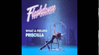 Priscilla Betti - What a Feeling ( Radio Mix ) Single