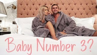 HUSBAND Q&A: BABY NUMBER 3 & WHY WE DONT WEAR WEDDING RINGS   Lucy Jessica Carter