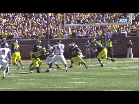 Michigan Wolverines 2012 Highlights