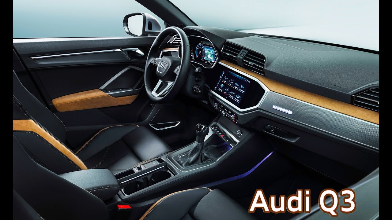 2019 Audi Q3 Interior Youtube