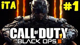 Call of Duty: Black Ops 3 | Gameplay Walkthrough ITA #1 | L'Era dei Robot! By GiosephTheGamer