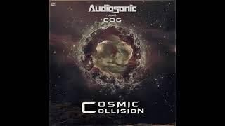 Gambar cover AUDIOSONIC & COG - Cosmic-Collision (Original-Mix)