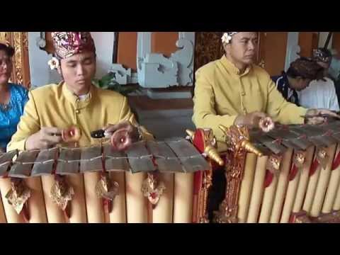 Gamelan Gender Wayang - A very unique Balinese traditional music