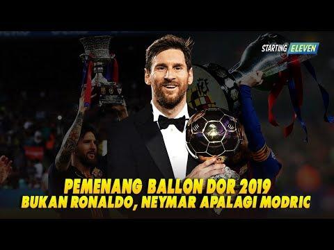 Karena Alasan Ini Lionel Messi Akan Jadi Pemenang Ballon D'or 2019
