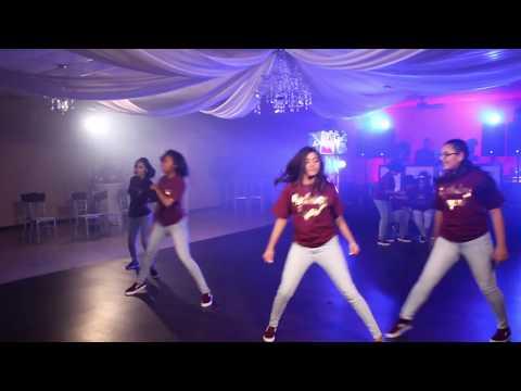 Cassie's Surprise Dance- Chris Brown/Bruno Mars