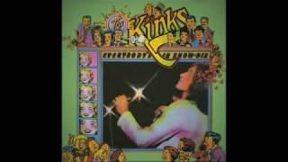 Sitting In My Hotel from The Kinks 1972 album - Everybody's in Show...