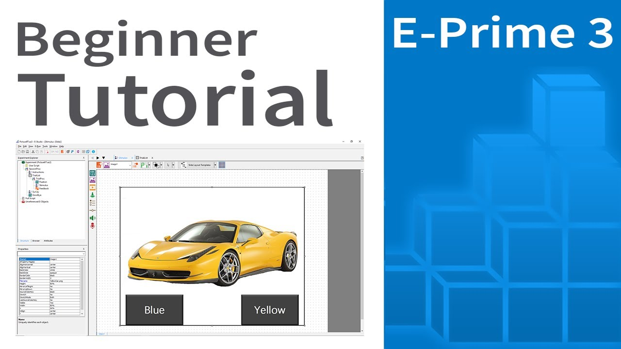 E-Prime® | Psychology Software Tools
