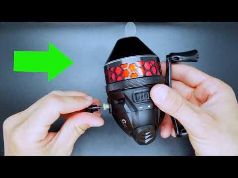 NEW KastKing BRUTUS SPINCAST REEL Inside Look - Compare Details