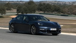 Porsche Panamera GTS video review