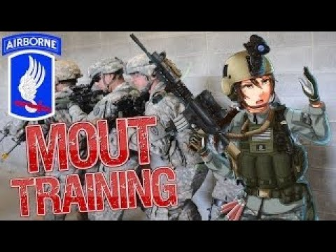 MOUT Training | 173rd Airborne
