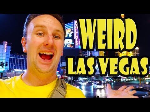 Las Vegas Travel: 10 WEIRD Things to do in Las Vegas