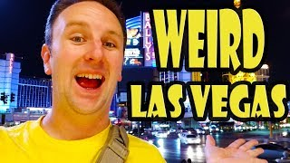 Las Vegas Travel: 10 WEIRD Things to do in Las Vegas