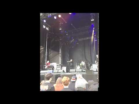 Failure Anthem playing at Chicago Open Air Concert 2017