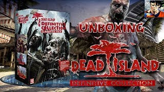 Unboxing Dead Island Definitive Collection: Slaughter Pack