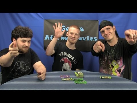 Geeks At The Movies: Snake Oil Card Game