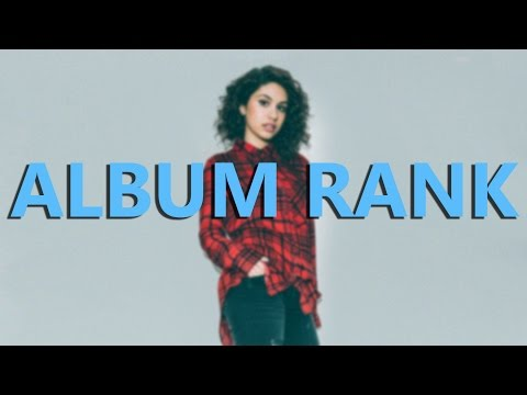 Ranking Every Song from Alessia Caras KnowItAll