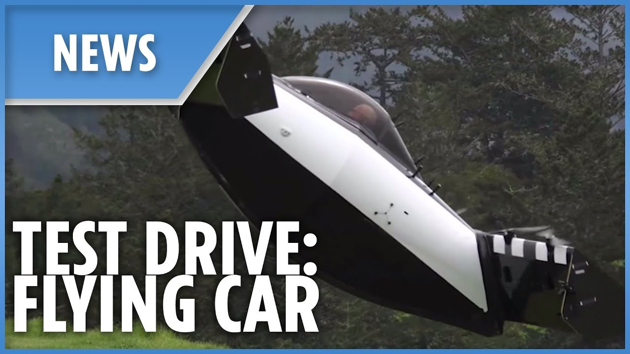 Blackfly The Flying Car Anyone Can Drive Youtube