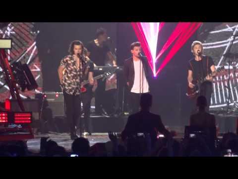 One Direction - Where do broken hearts go? (clip) - X Factor final