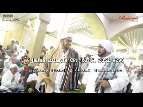 Habib Syech & Habib Taufik Ikut Zavin Di Pasuruan. Jalsah Balasyik Jember Live Pasuruan Terbaru