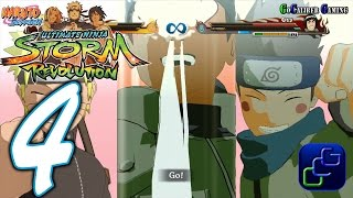Naruto Shippuden: Ultimate Ninja Storm Revolution Walkthrough - Part 4 - Ninja World