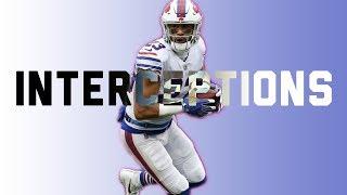 Buffalo Bills - Every Interception of 2017