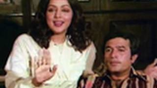 Rajesh Khanna With Dream Girl Hema Malini - Hum Dono