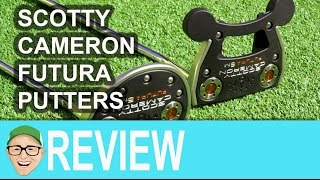 Scotty Cameron Futura Putters 2017
