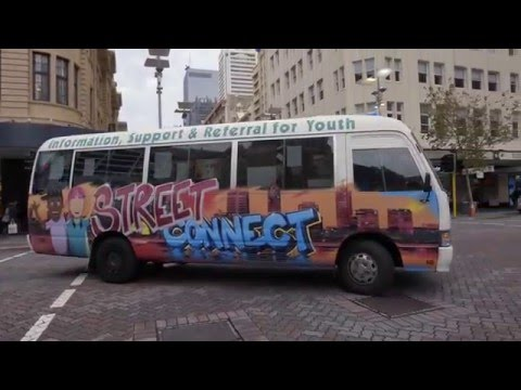 Street Connect - Outreach on the streets of Perth