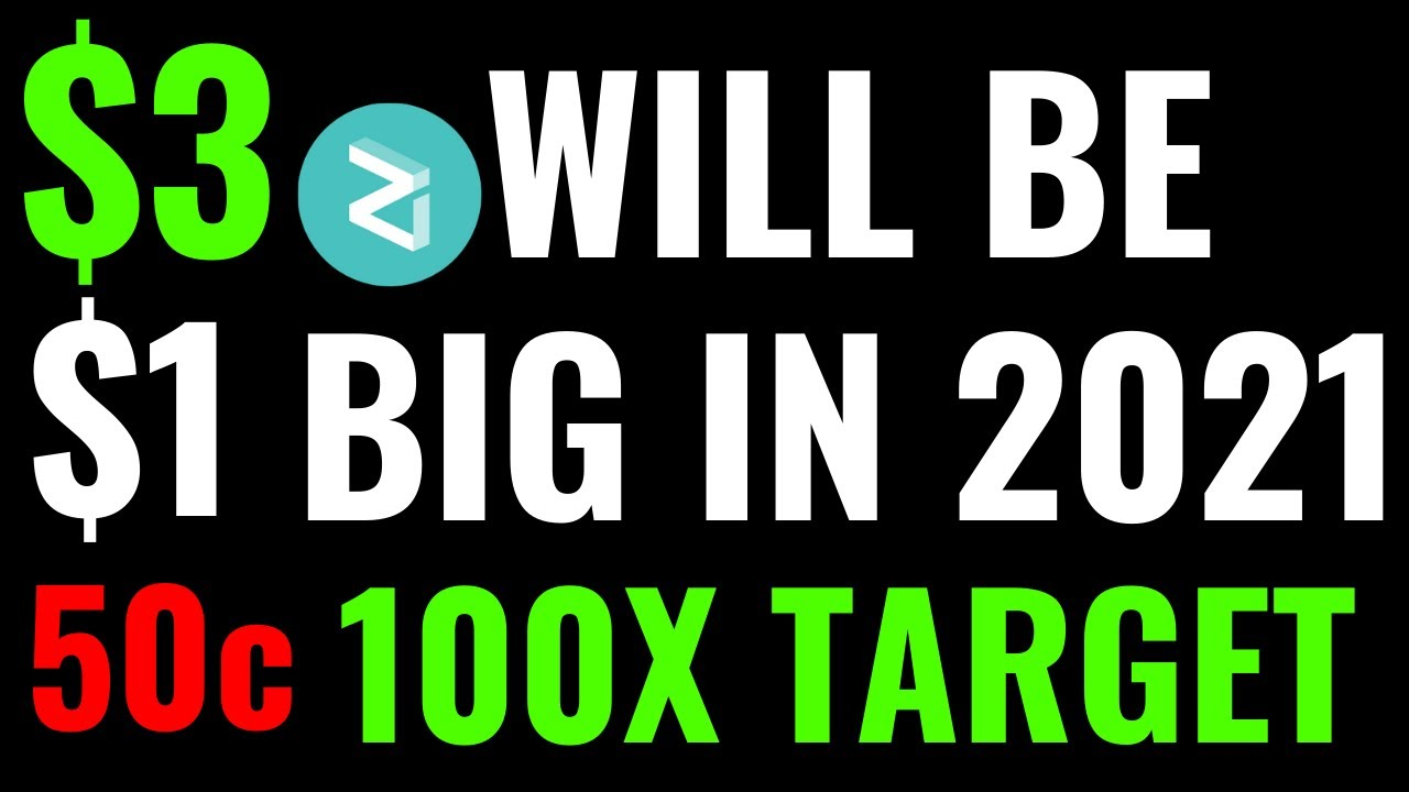 Download Zilliqa a Top 10 Altcoin in 2021? 100x POTENTIAL!!
