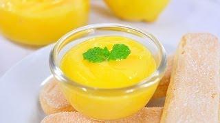 แยมมะนาว Lemon Curd