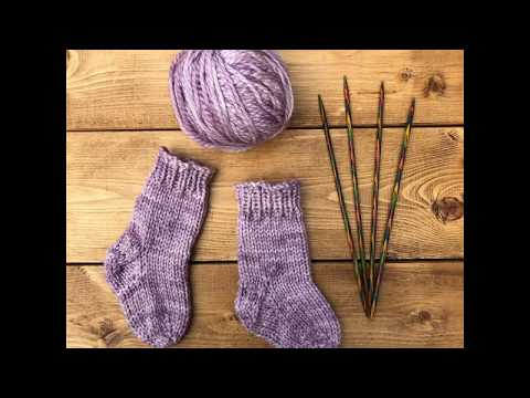 Learn To Knit Socks - Classes With Under The Olive Tree Knits