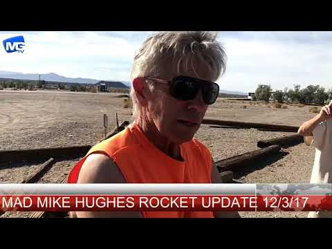 WWW.MADMIKEHUGHES.LIVE   Mad Mikes Hughes Perishes in Flat Earth Rocket Launch to Near #Space #IPS thumbnail
