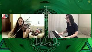 Coro Haydéa Moraes - Digno é o Cordeiro (online)