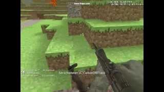 Cod4 Minecraft Clip Sniper