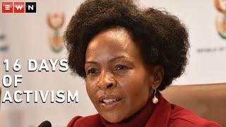 The inter-ministerial committee on gender-based violence launched the 16 Days of Activism for No Violence against Women in Pretoria on 24 November 2020. Police Minister Bheki Cele and Social Development Minister Lindiwe Zulu are part of the committee.