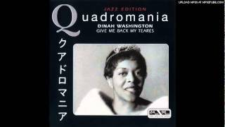 Dinah Washington - Blow Top Blues
