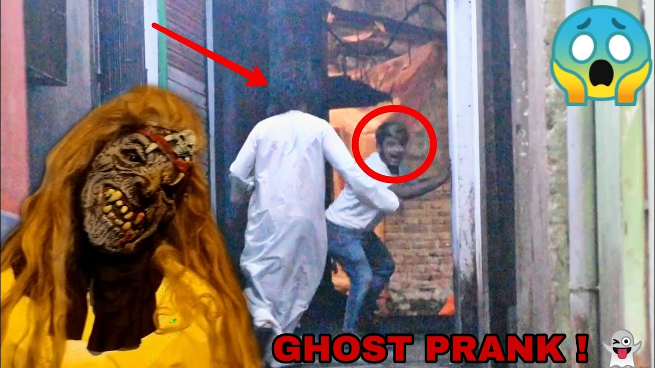SCARY GHOST PRANK IN INDIA || INDIA'S No.1 REAL GHOST PRANK - MOST DANGEROUS PRANK EVER | MOUZ PRANK