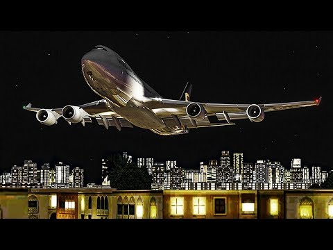 Boeing 747 Crash in Dubai | Fatal Delivery | UPS Flight 6 | 4K