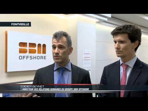 SBM Offshore s'installe à Fontvieille