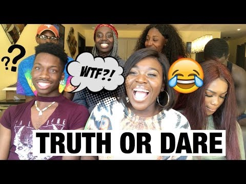 EXTREME TRUTH OR DARE + FUNNY BLOOPERS!